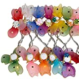 Best DEI String Lights - CHAINUPON Angels Fancy String Fairy Lights Kid Bedroom Review