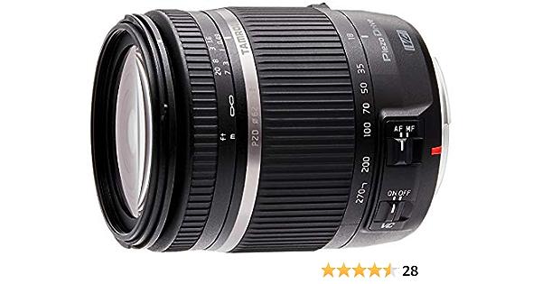 Tamron 18 270 Mm F 3 5 6 3 Di Ii Vc Pzd Ts For Canon Camera Photo