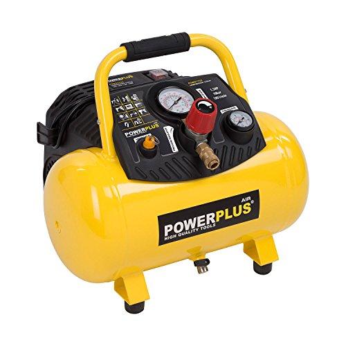 Varo ölfrei Druckluft Qualitäts Kompressor mit 8 oder 10 bar Maximaldruck und verschiedene Tankgrößen 6-50 Liter