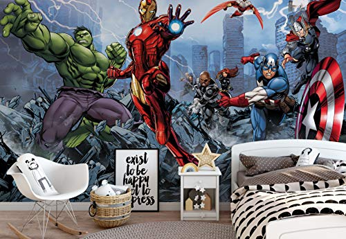 Boy de Multi Listing, Marvel Avengers, XL - 254cm x...