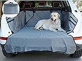 Protector de maletero para mascota,Impermeable Antideslizante Funda de Maletero Coche para Protector de Perro, Gato, Animal y Mascota,SUV