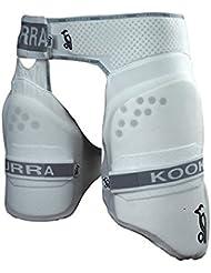 Kookaburra Pro guardia jugadores combinación muslo Guardia Set
