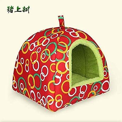 homewinner Soft Cashmere Warm Pet Nest Cat & Dog Bed from Anhui Zhushangshu Chongwu Yongpin Youxiangongsi