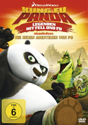 Legenden mit Fell und Fu, Vol. 1: Die neuen Abenteuer von Po