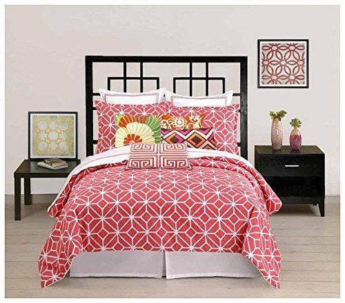 trina-turk-3-piece-trellis-comforter-set-queen-coral-by-trina-turk