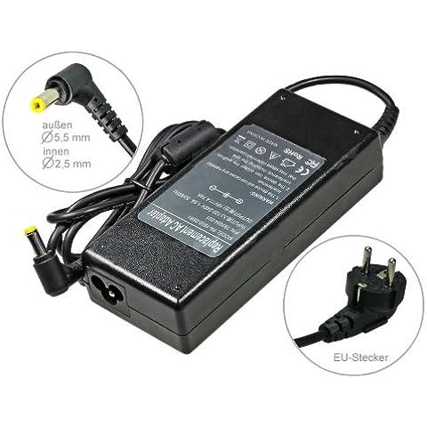 Mitsuru® Alimentatore AC Adapter per Notebook Carica Batterie per Packard