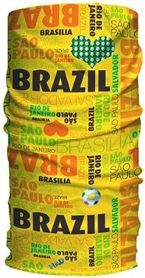 HAD Multifunktionstuch Brasil - Copa