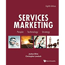 Services Marketing:People, Technology, Strategy