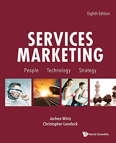 Services Marketing:People, Technology, Strategy (English Edition)