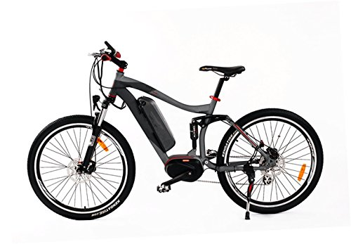 DIXI 26 SUSPENSION BICICLETA ELECTRICA CON MOTOR DE 250 W 8 FUN