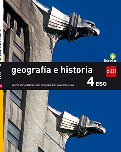 Geografía e historia 4 eso savia