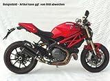 ZARD Ducati Monster 1100 Evo, slip on, E-gepr.