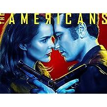 The Americans - Staffel 4 [dt./OV]