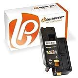 Bubprint Toner kompatibel für Dell 593-11130 7C6F7 für C1660 W C1660W C 1660 W 1.250 Seiten Schwarz / Black