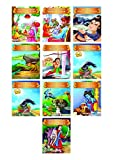Famous Illustrated Tales - Hindi (Set of 10 Books)