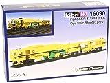 Kibri 16090 - Modellismo ferroviario, Rincalzatrice Plasser & Theurerin, in scala H0 - Kibri - amazon.it