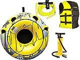 Die besten Towables - HO HORNET Tube Towable Wasserring Schleppreifen Schleppring Wassersportring Bewertungen