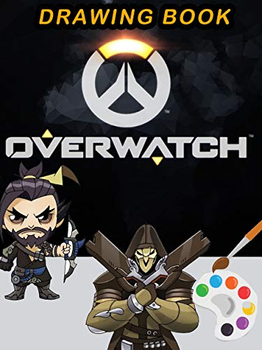 Drawing Books for Overwatch Characters (English Edition)