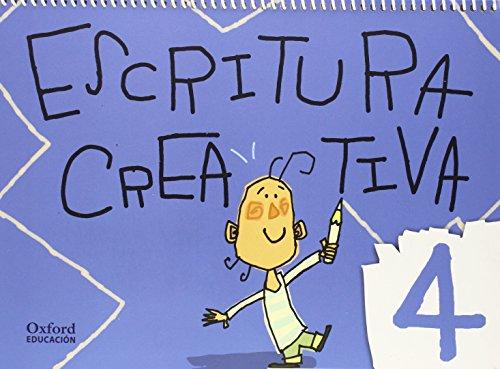Anima Escritura Creativa. Infantil 4 Años (Animacion a la Escritura) - 9788467383133