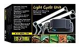 Exo Terra PT2245 Light Cycle Unit - elektronische Dimmerlampensteuerung für Terrarien 2x40W T8