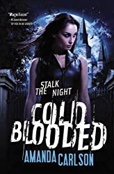 Cold Blooded (Jessica McClain) by Amanda Carlson (2013-10-08)