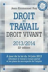 Droit du travail, droit vivant 2013/2014