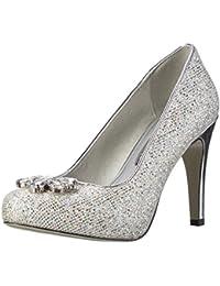 Tamaris 22442 - Zapatos de Tacón Cerrados de Material sintético Mujer