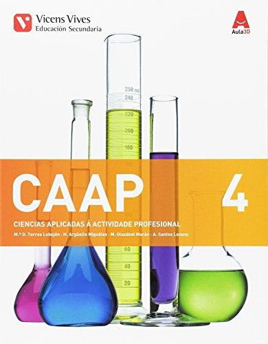CAAP GAL (CIENCIAS APLICADAS A ACTIVIDADE PROF): 000001 - 9788468239002