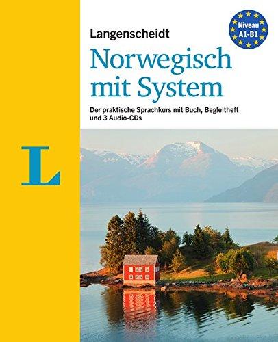 Langenscheidt Norwegisch mit System - Set aus Buch, Begleitheft, 3 Audio-CDs: Der praktische...