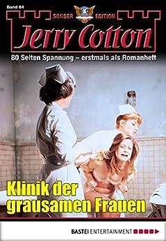 Jerry Cotton Sonder-Edition - Folge 64: Klinik der grausamen Frauen