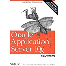 [(Oracle Applications Server 10g Essentials)] [By (author) Donald Bales ] published on (August, 2004)