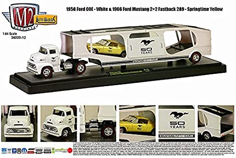 1956 Ford COE & 1965 Ford Mustang 2+2 Fastback 289