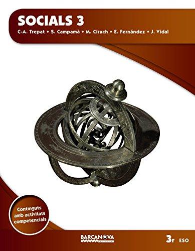 Socials 3 ESO. Llibre de l ' alumne (ed. 2015) (Materials Educatius - Eso - Ciències Socials) - 9788448936402 (Arrels)