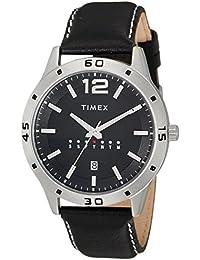 Timex Analog Black Dial Men's Watch - TW000U932