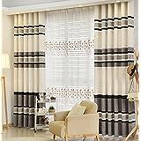 saln cortinas cortinas del dormitorio cortinas perforadas modernas franjas blancas y negras cortinas cortinas ms gruesas