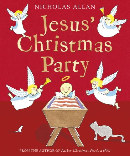 Jesus' Christmas Party por Nicholas Allan