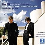 Brahms: Doppelkonzert / Klarinetten Q...