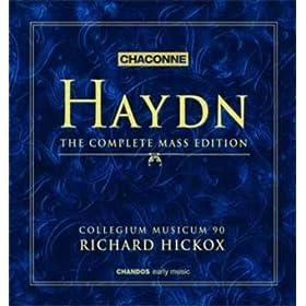 Haydn: Messes (int�grale)