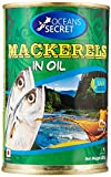 #5: Oceans Secret Mackerel in Oil, 425g