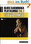 Blues Harmonica Playalongs Vol.1 (ink...
