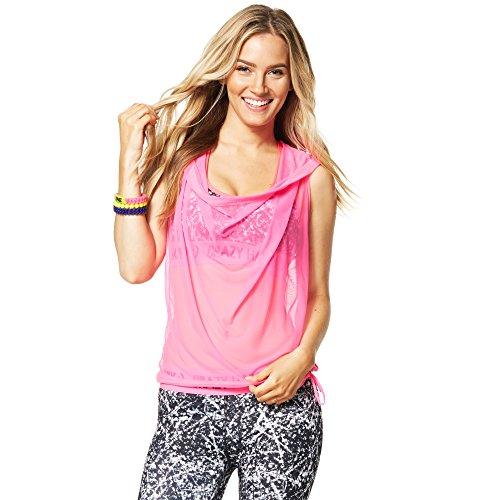 Zumba Fitness Glow Dreamer - Camiseta sin mangas mujer