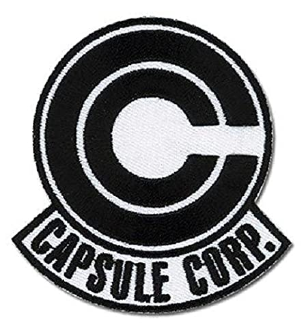 Dragon Ball Z Capsule Corp. Patch