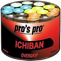 60 Overgrip Ichiban Tape colorido tennis grips Cinta para mango de raqueta de tenis