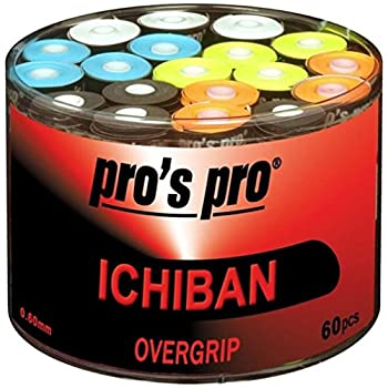 60 Overgrip Ichiban Tape...