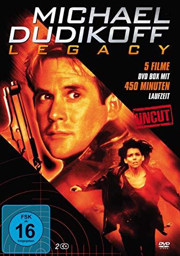 Michael Dudikoff - Legacy - 5 Filme [2 DVDs]