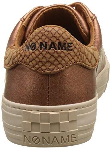 NONAME Arcade Sneaker Glow, Basse Donna Or (Cuivre Fox Gris Dove)