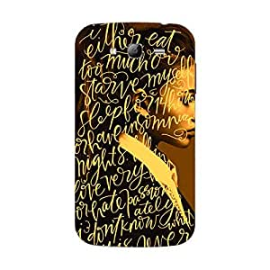 Samsung Grand Cover - Hard plastic luxury designer case for Grand -For Girls and Boys-Latest stylish design with full case print-Perfect custom fit case for your awesome device-protect your investment-Best lifetime print Guarantee-Giftroom 266