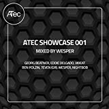 Atec Showcase 001 (Continuous DJ Mix)