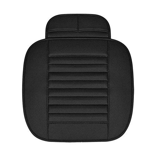 Seggiolino auto cuscino traspirante cuoio per auto cuscino per seggiolino anteriore coprisedili per auto forniture sedia da ufficio