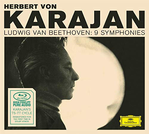 Beethoven: the Symphonies (Dolby Atmos)